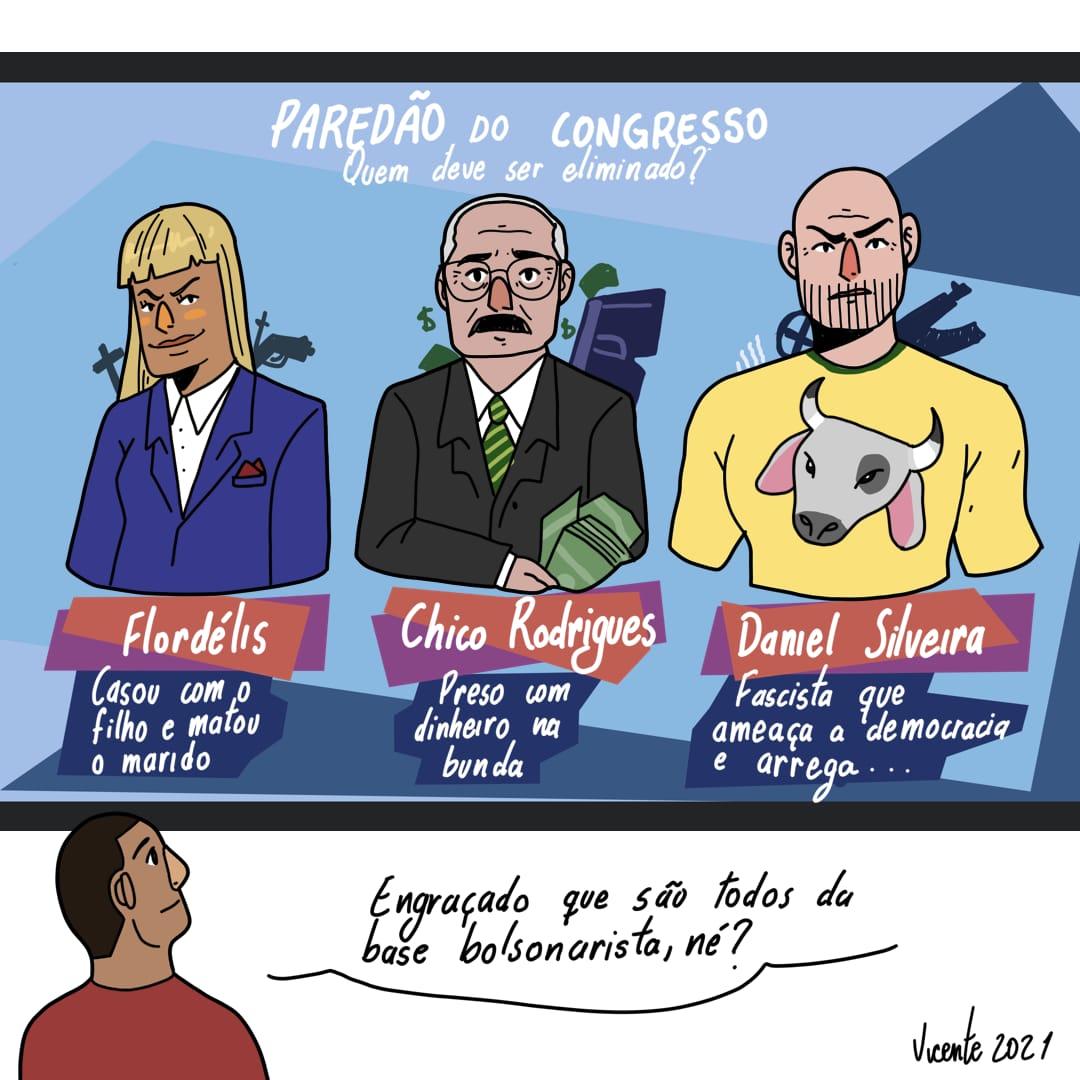 BBB DO CONGRESSO NACIONAL